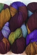 Fleece Artist Fleece Artist Cottage Socks - Nightshade