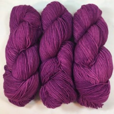 Fleece Artist Fleece Artist Cottage Socks - Radiant Orchid
