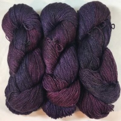Fleece Artist Fleece Artist Tree Wool - Amethyst