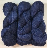 Fleece Artist Fleece Artist Tree Wool - Polar Sea