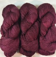 Fleece Artist Fleece Artist Tree Wool - Wine
