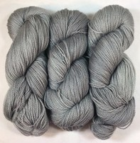 Fleece Artist Fleece Artist Tree Wool - Silver