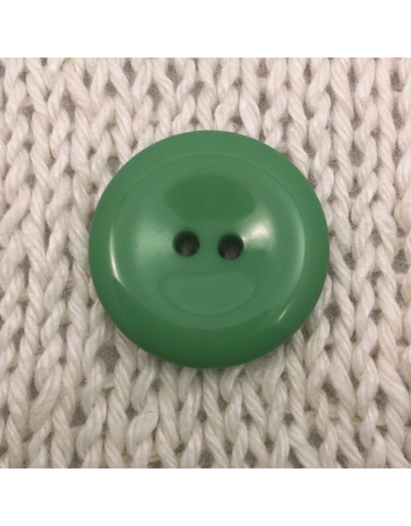 "Buttons, Etc. *Buttons - Pastille, Green, 1"", 2.5cm"