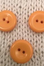 """Buttons, Etc. *Buttons - Pastille, Mango, 3/4"""", 2cm"""
