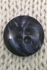 """Buttons, Etc. *Buttons - Ocean, Black, 7/8"""", 2cm"""