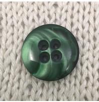 """Buttons, Etc. *Buttons - Ocean, Hunter, 7/8"""", 2cm"""