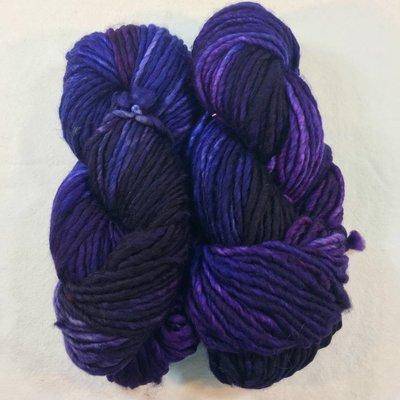 Fleece Artist Fleece Artist Merino Stream - Violetta