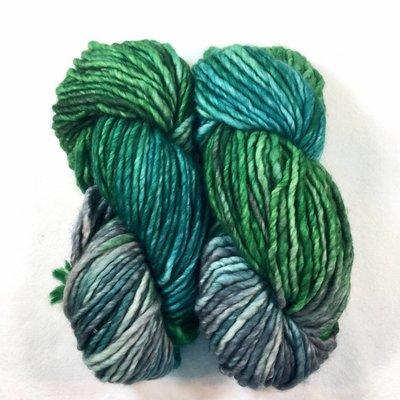 Fleece Artist Fleece Artist Merino Stream - Bottle Green