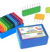 Knitter's Pride Knitter's Pride Knit Blockers - 20 Pack Rainbow