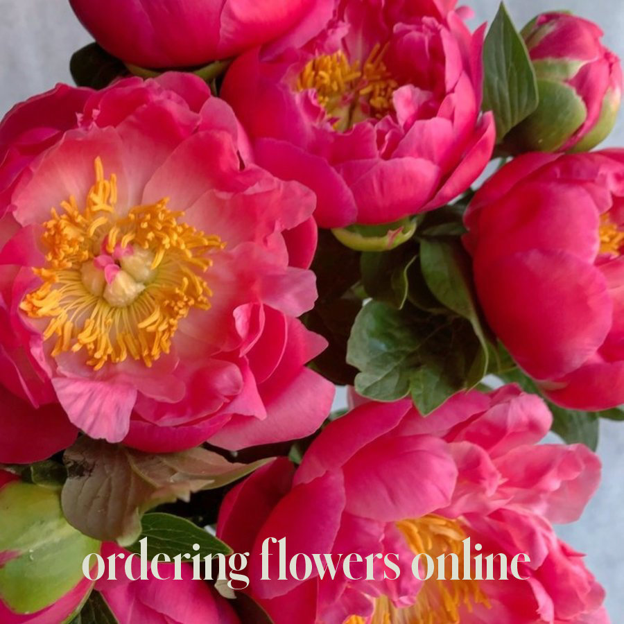 Available Flower Bundles for Local Pickup & Delivery