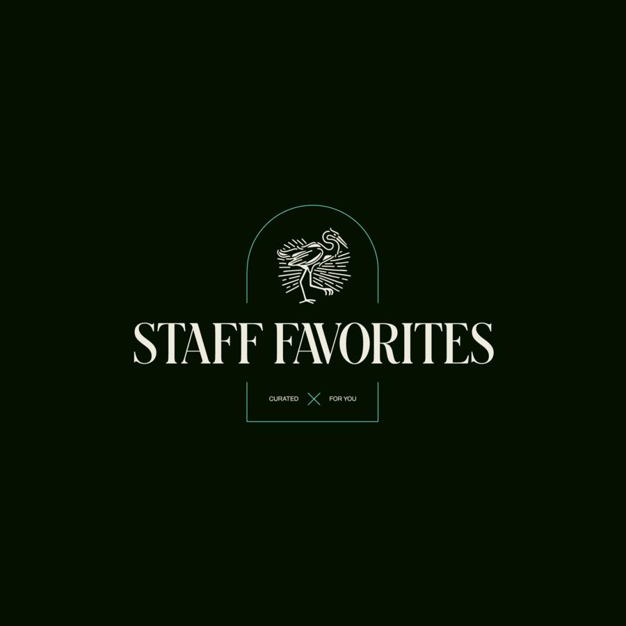 Staff Favorites