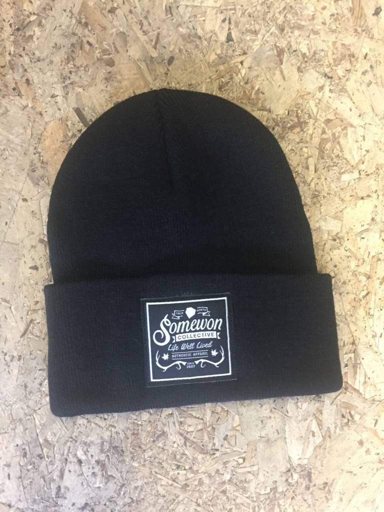 Somewon Collective SomewonCollective - True North Patch Toque