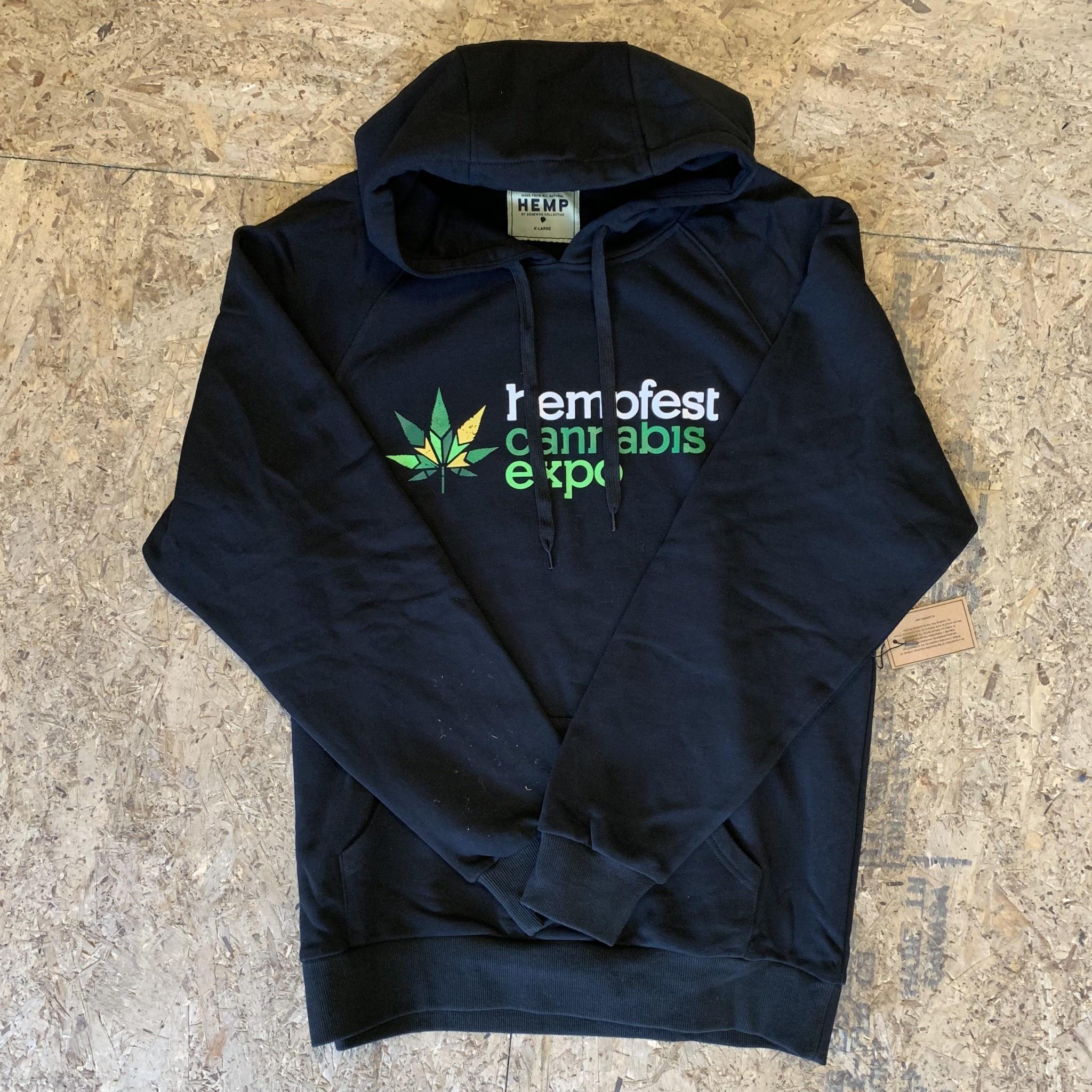 HempFest HempFest Cannabis Expo Hoody