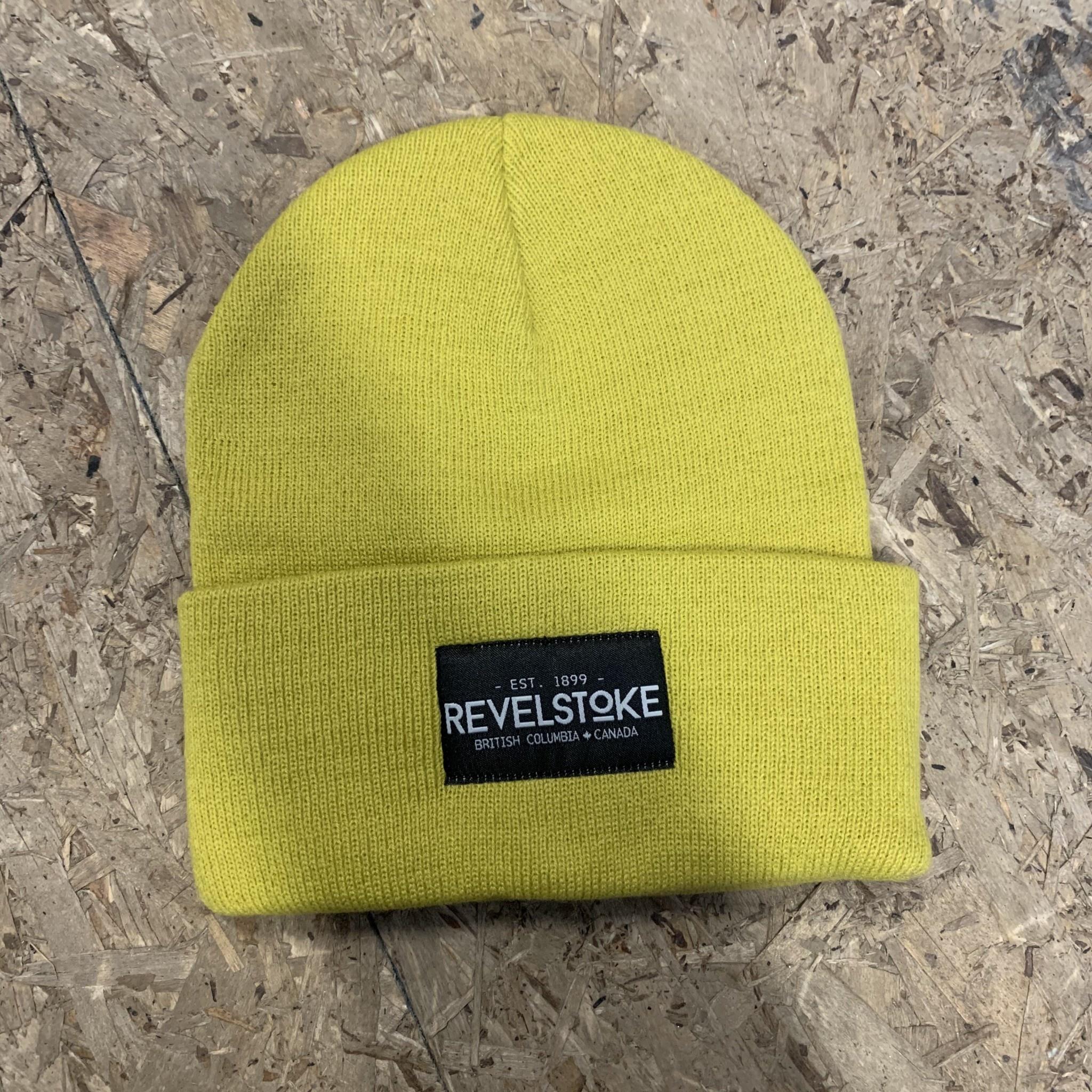 Revelstoke Trading Post Revelstoke - Trading Co. Toque - Mustard