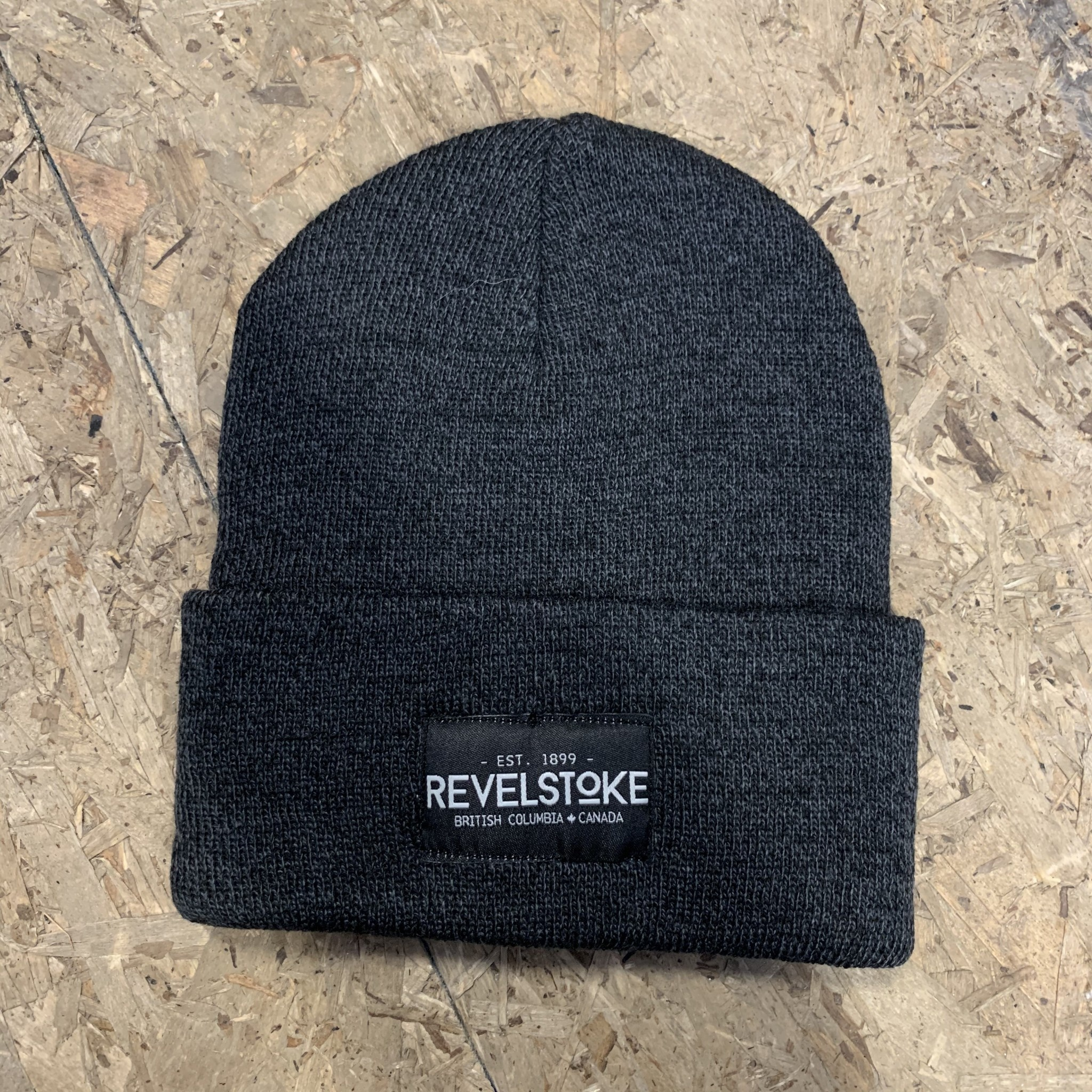 Revelstoke Trading Post Revelstoke - Trading Co. Toque - Charcoal