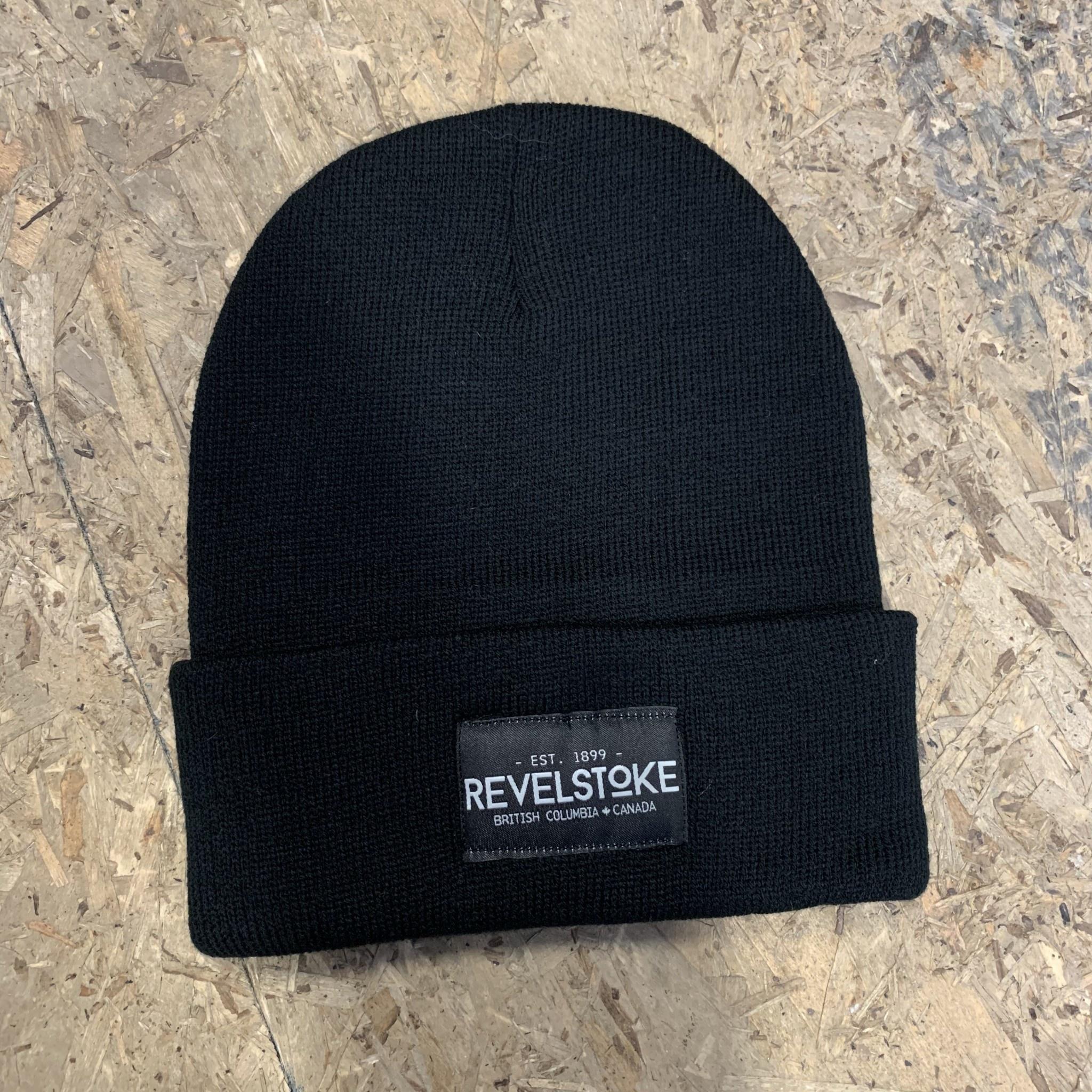 Revelstoke Trading Post Revelstoke - Trading Co. Toque - Black