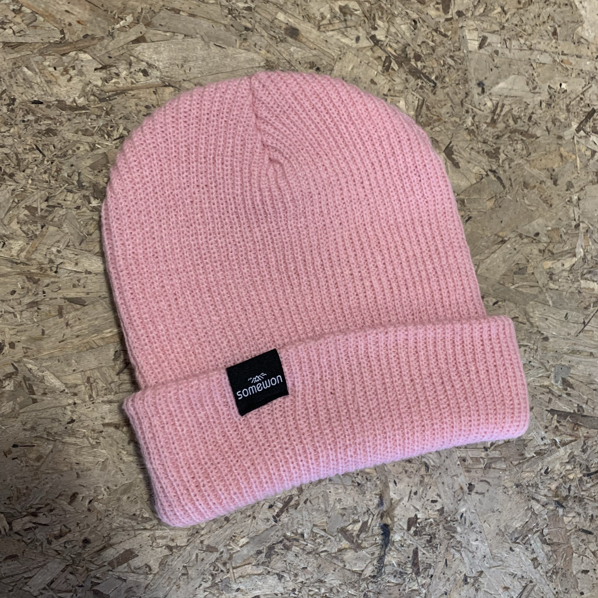 Somewon Collective SomewonCollective - Flip Toque - Pink