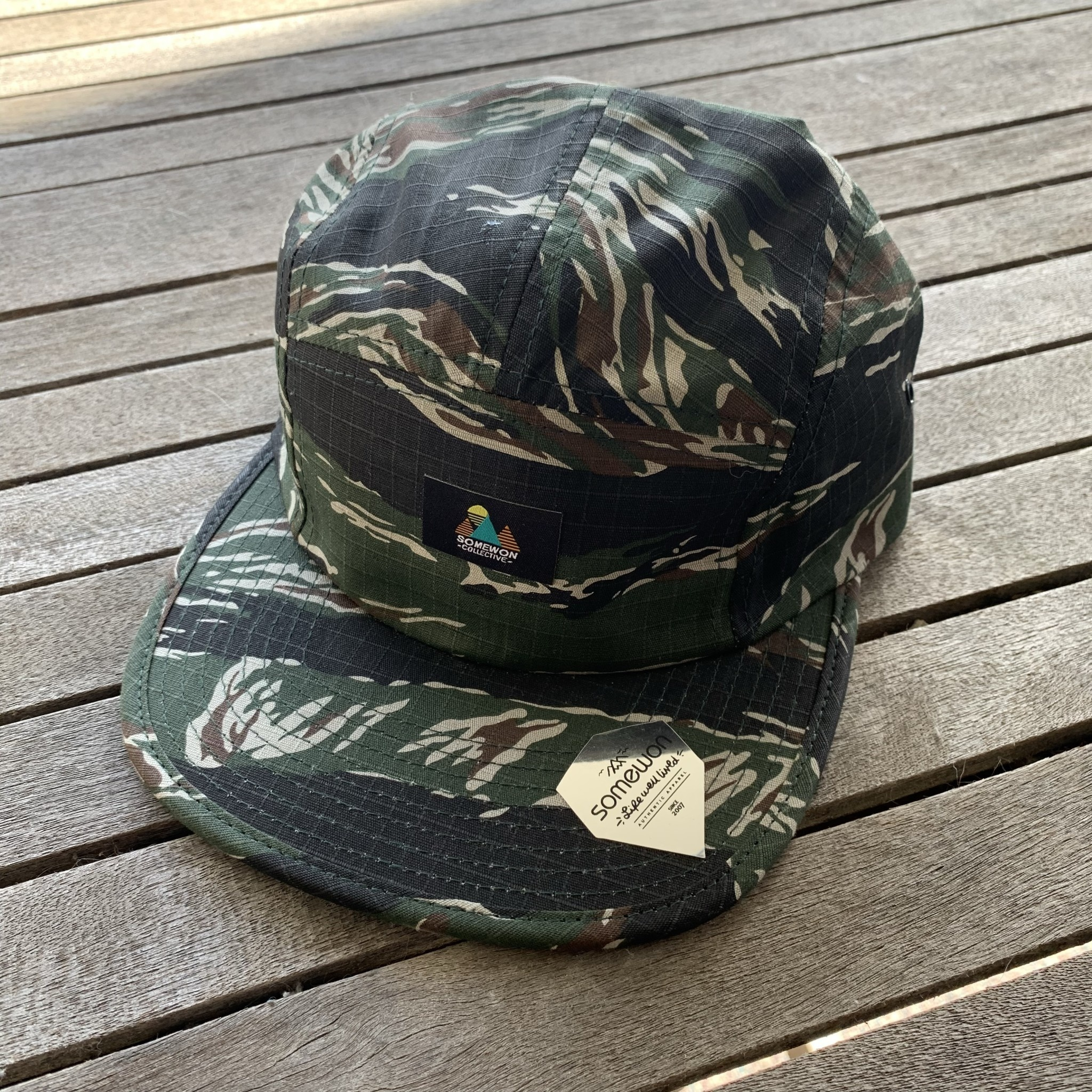 SomewonCollective - Wearabouts Hat - Camo