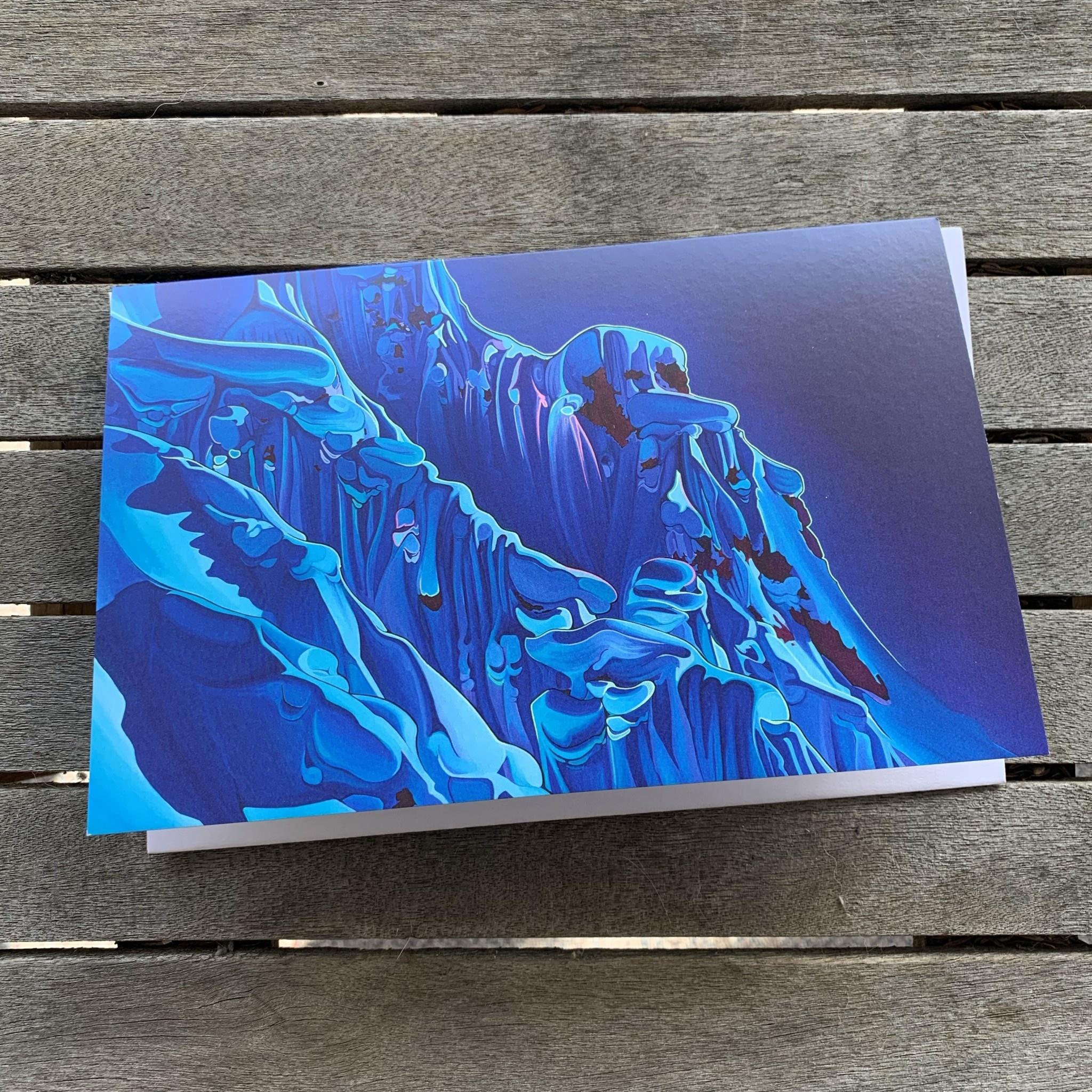 Hayley Stewart Art Hayley Stewart - Tordrillo Card