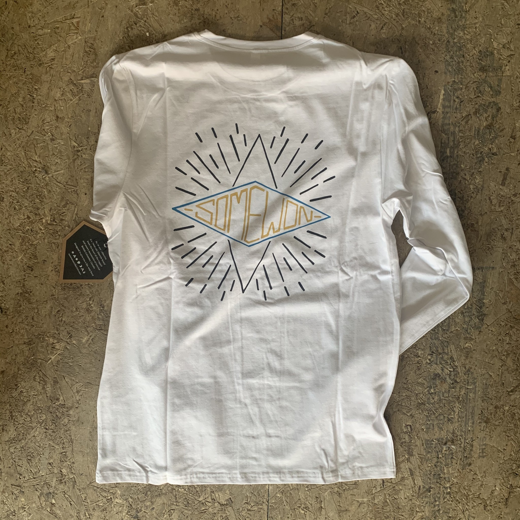Somewon Collective SomewonCollective - Compass LS Tee