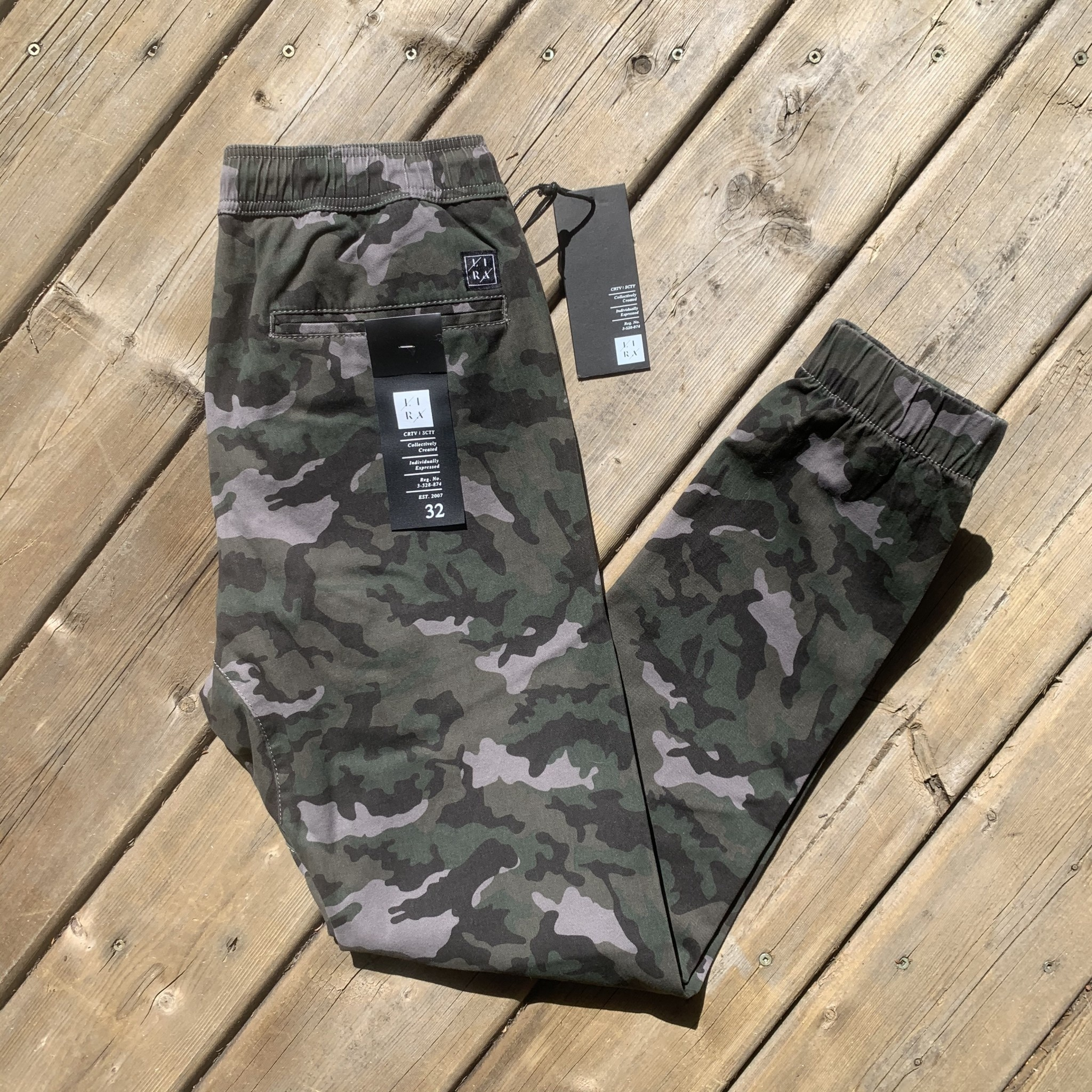 Lira Lira - Weekend Jogger 2.0 Camo