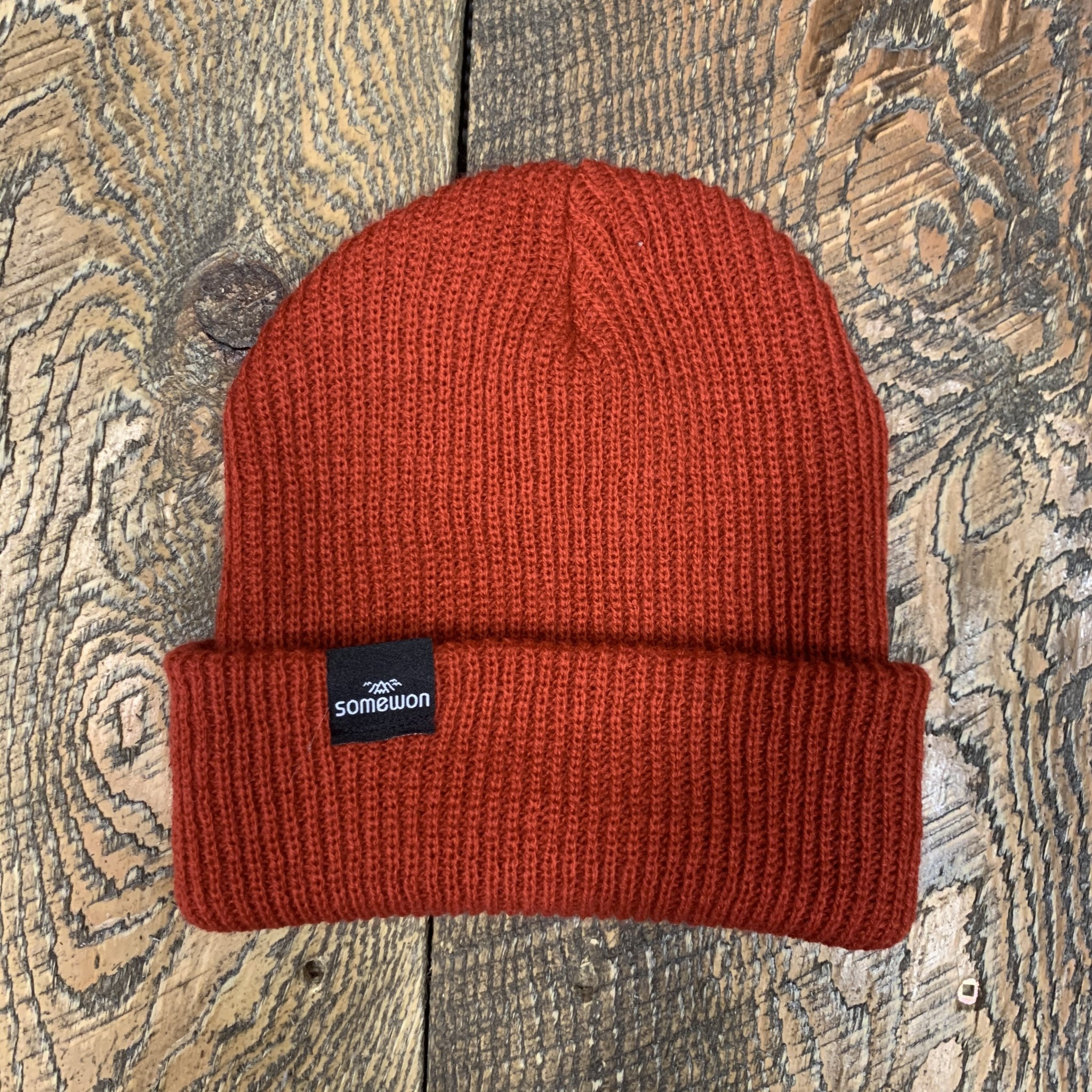 Somewon Collective SomewonCollective - Flip Toque - Red