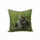 Back To Nature Back To Nature - Alaskan Brown Bear Cub Pillow Case