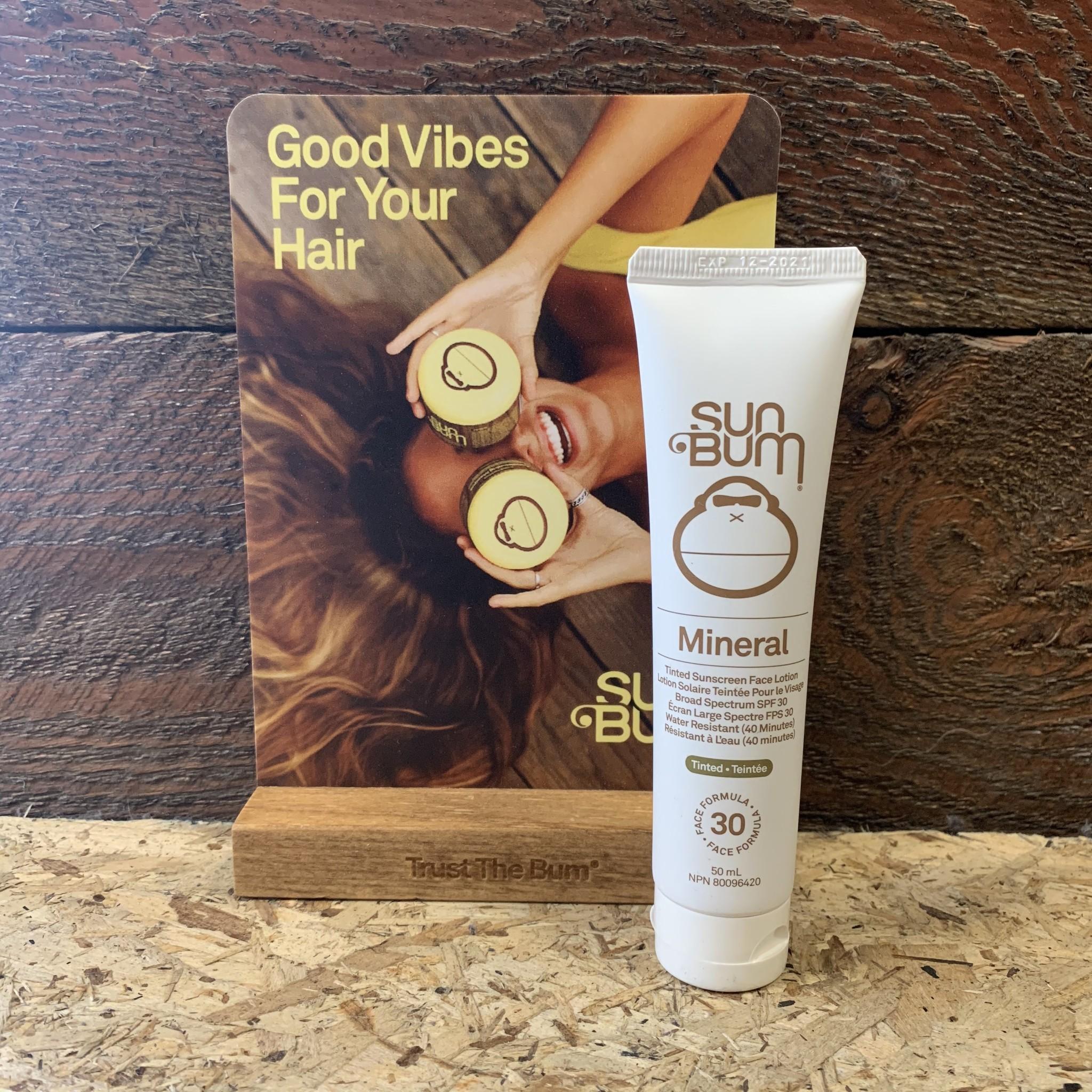 Sun Bum SunBum - Mineral SPF 30 Face Tint