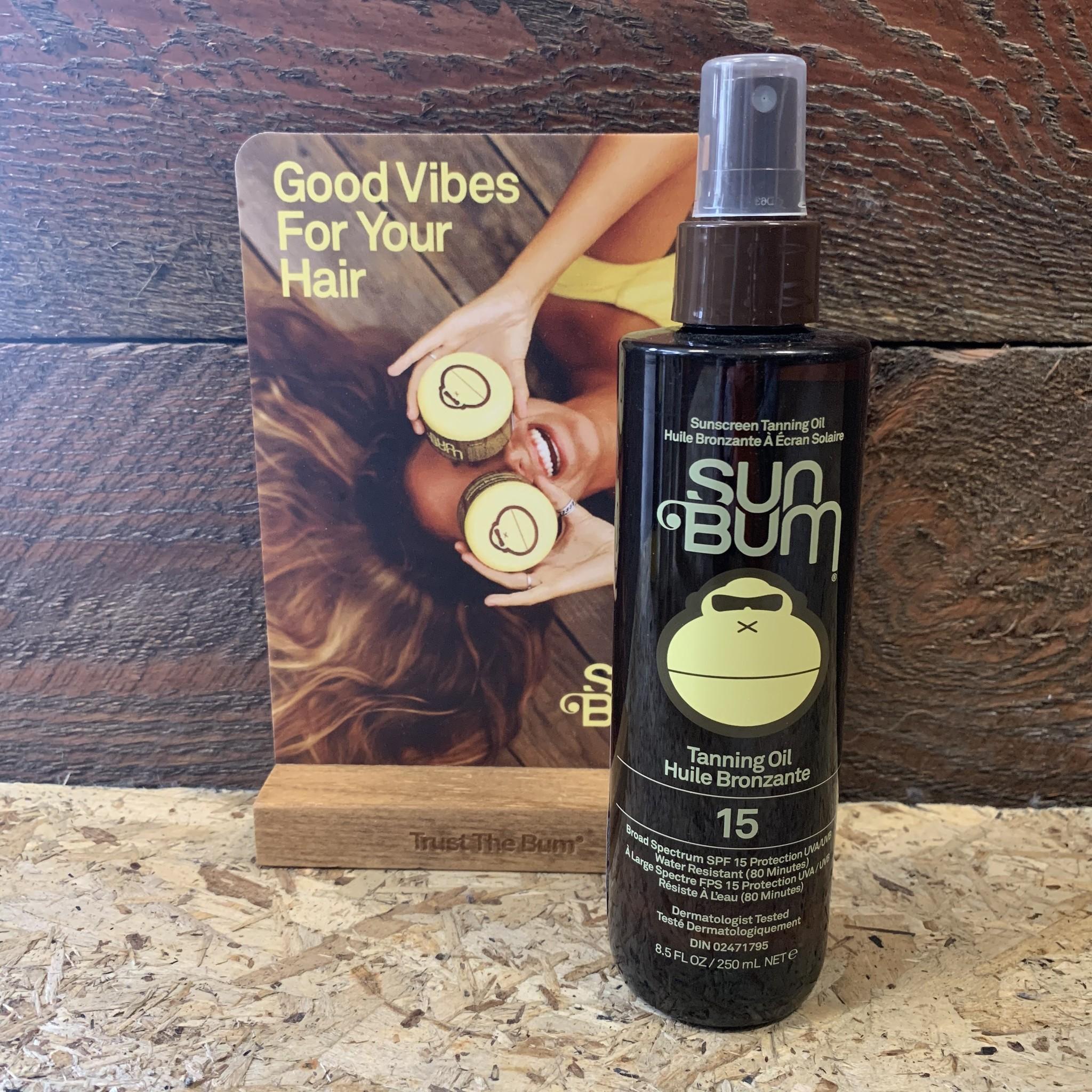 Sun Bum SunBum - Tanning Oil SPF 15 - 250ml
