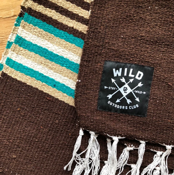 Wild Outdoors Club Wild Outdoors Club - Camp Blanket - Beachcomber