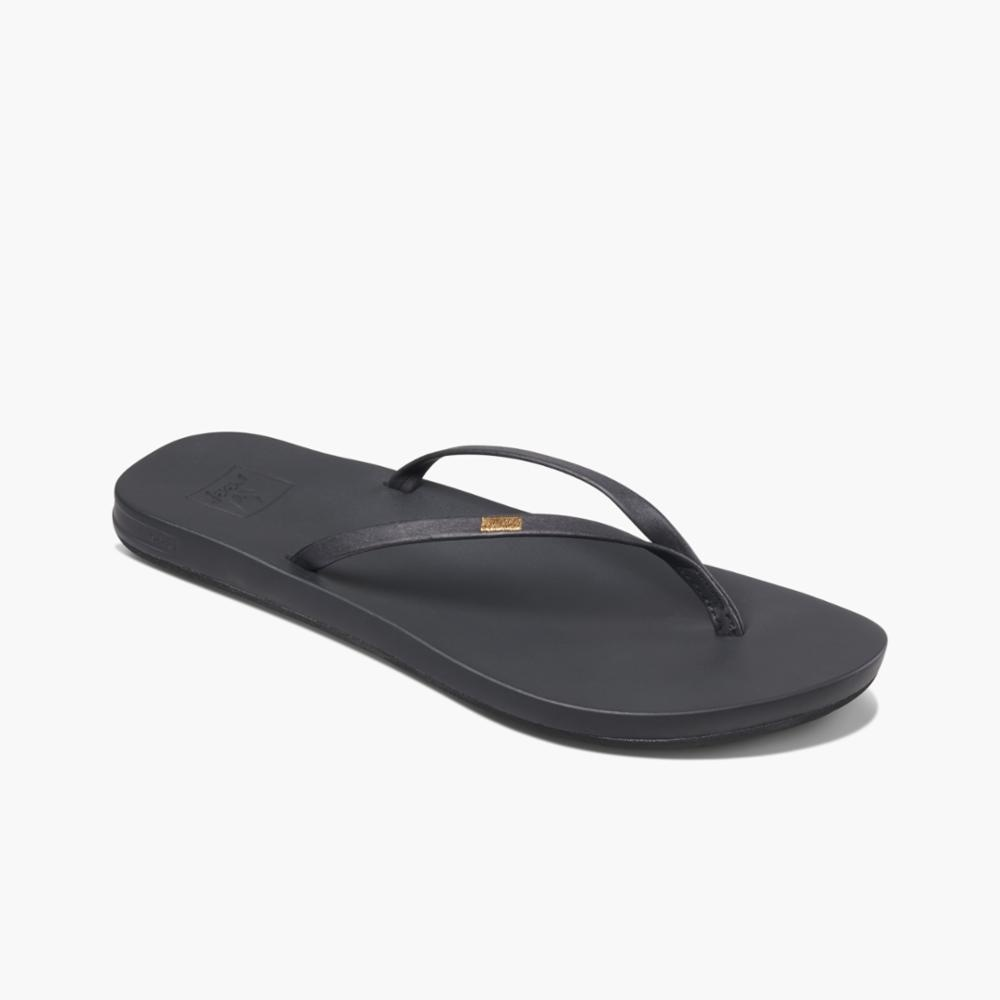 Reef Reef - Cushion Bounce Slim (Black)