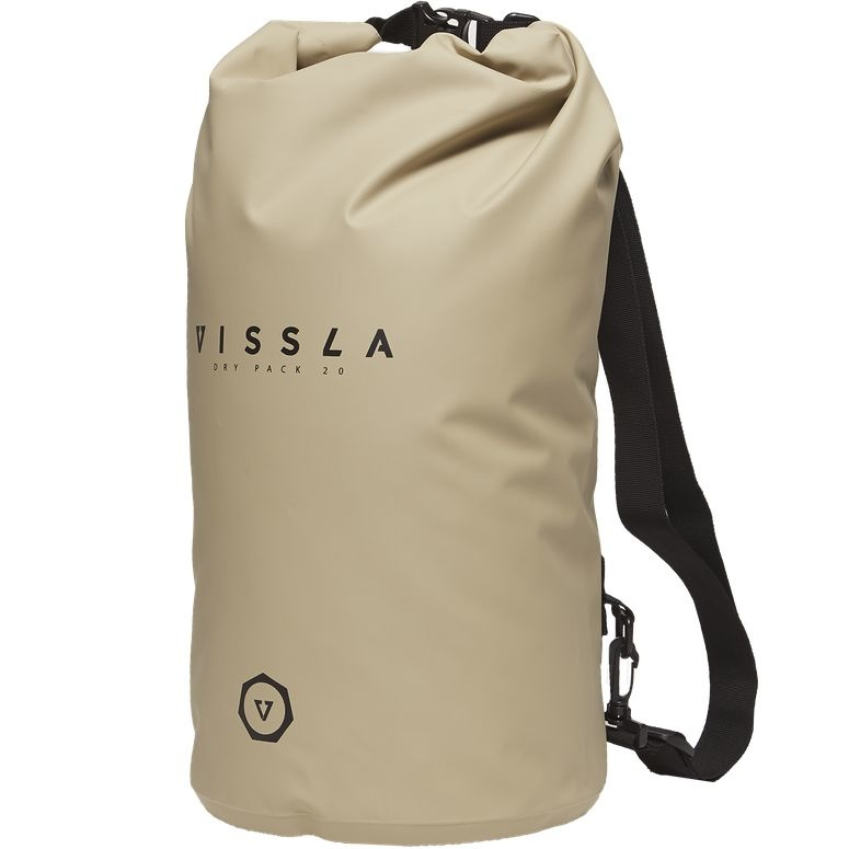 Vissla Vissla - 7 Seas Dry Pack - Khaki