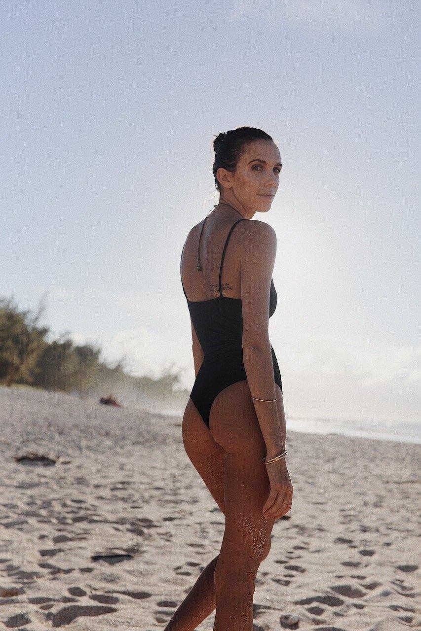 Mai Underwear Mai - Bodysuit - Black