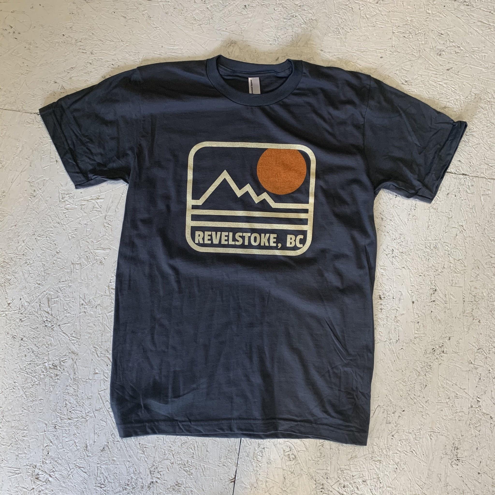 Revelstoke Trading Post Revelstoke - Retro Tee