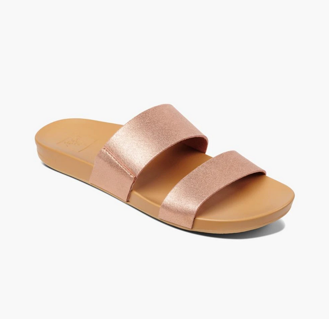 Reef Reef - Cushion Bounce Vista (Rose Gold)