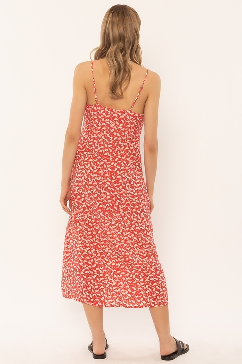 Amuse Society Amuse - Mai Slip Woven Dress