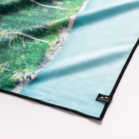 Slowtide Slowtide - Technicolor Travel Towel