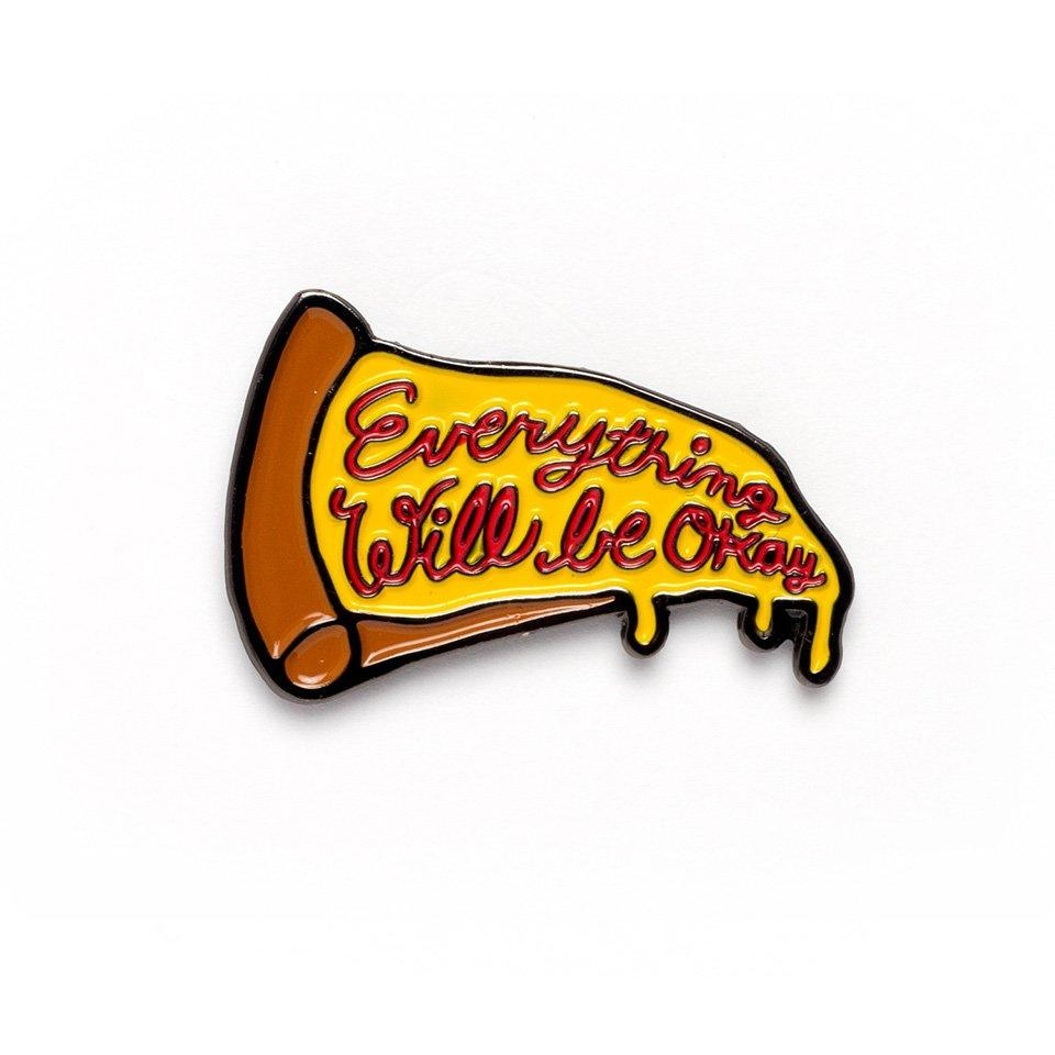 WKNDRS WKNDRS - Everything Pizza Pin
