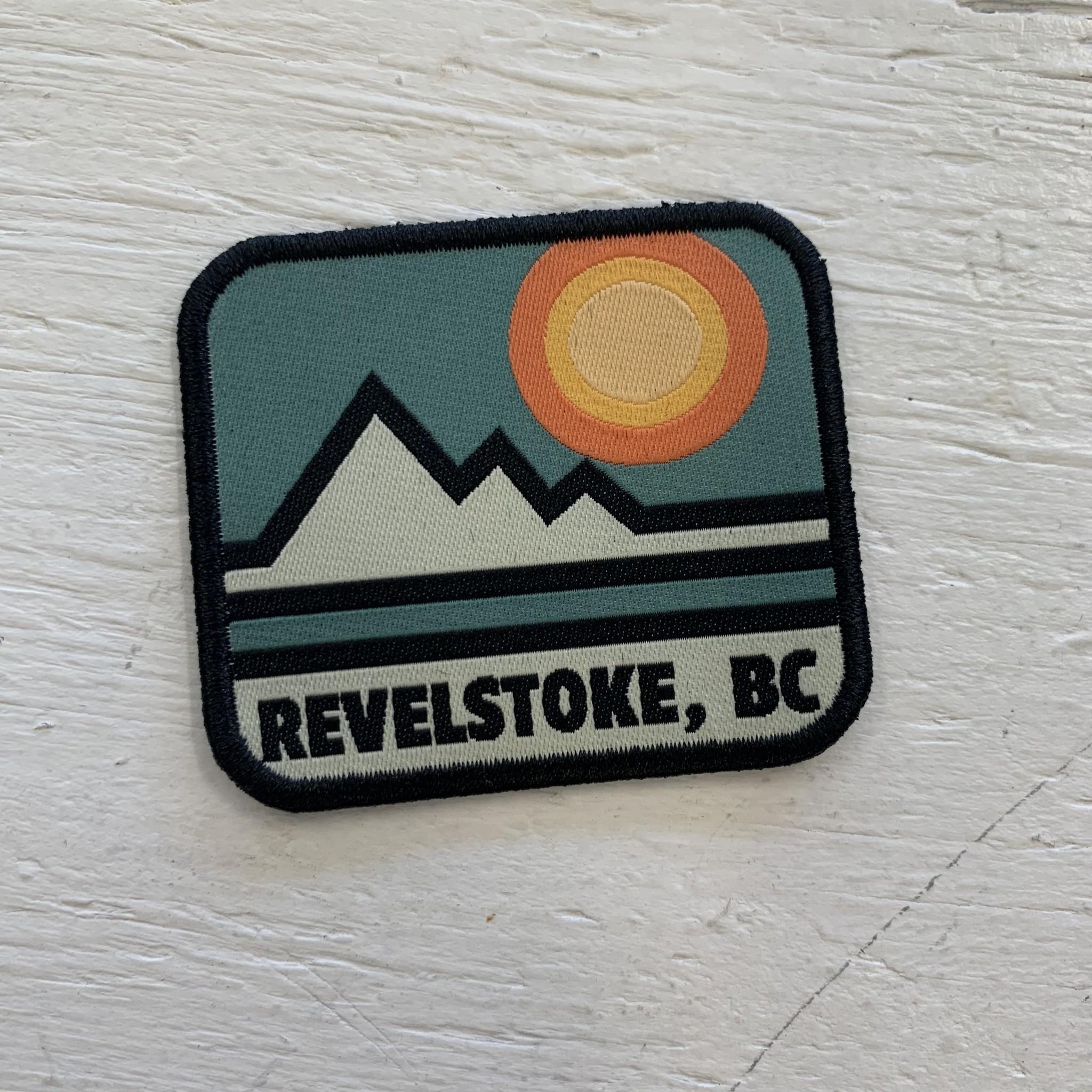 Revelstoke Trading Post Revelstoke - Retro Patch
