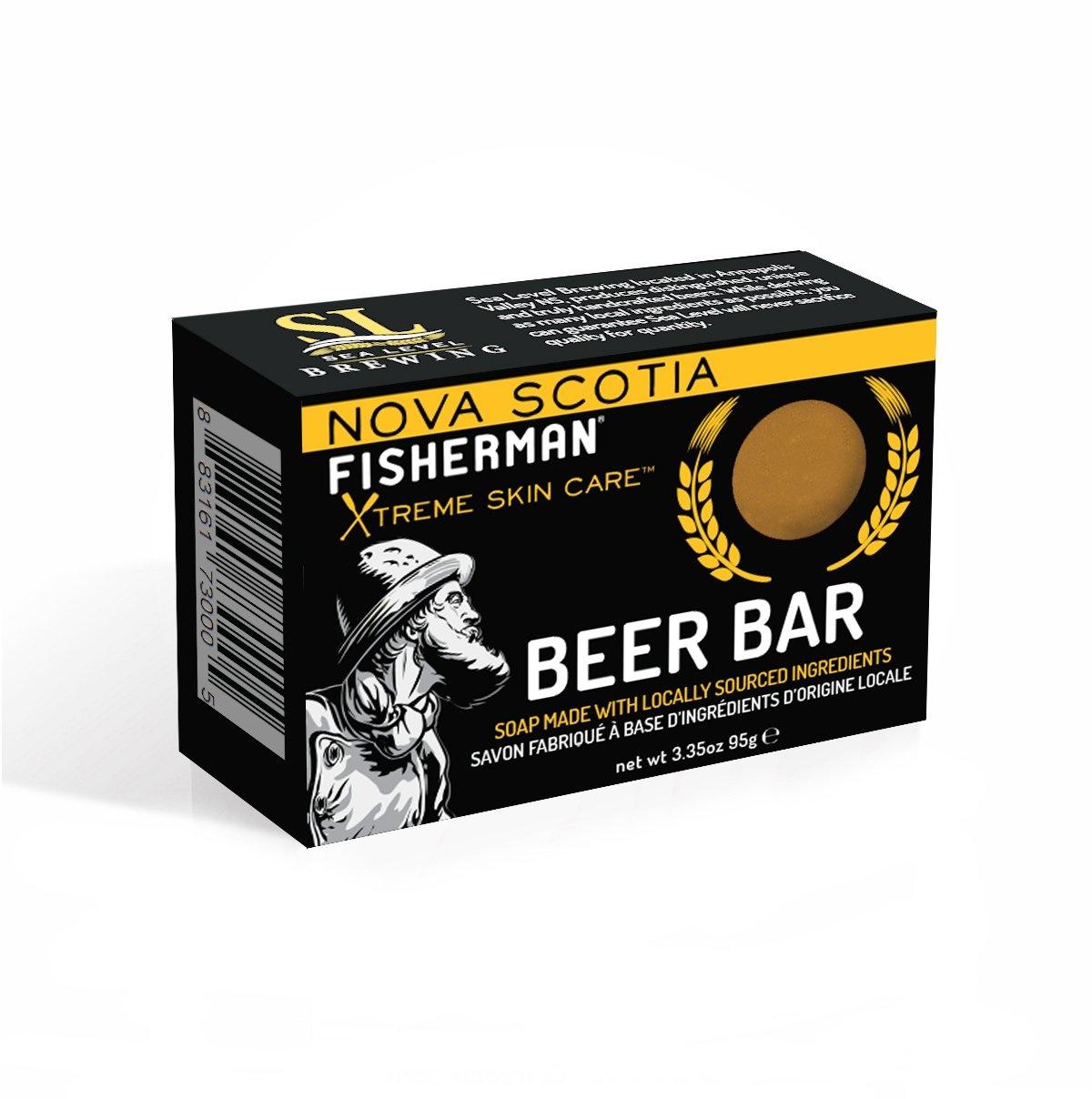 Nova Scotia Fisherman Nova Scotia Fisherman - Beer Soap Bar