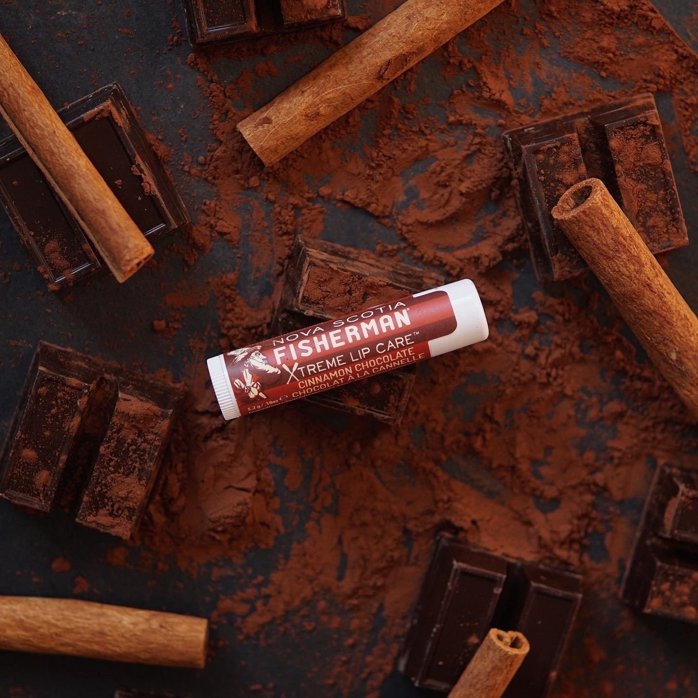 Nova Scotia Fisherman Nova Scotia Fisherman - Cinnamon Chocolate Lip Care 2-Pack