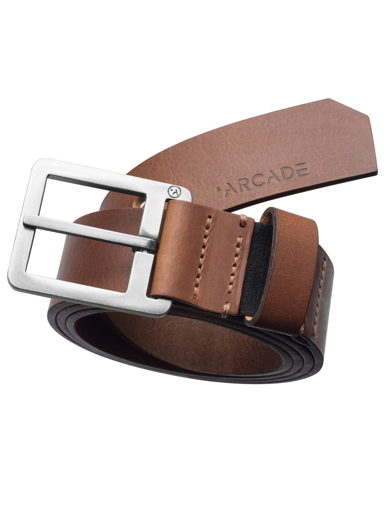 Arcade Belt Co. Arcade - Padre Belt - Medium (Brown)