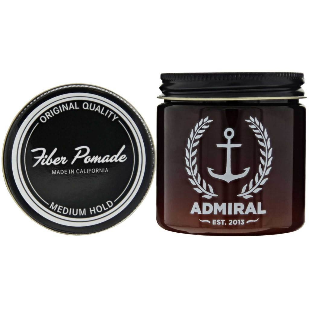 Admiral Admiral - Medium Hold Fiber Pomade