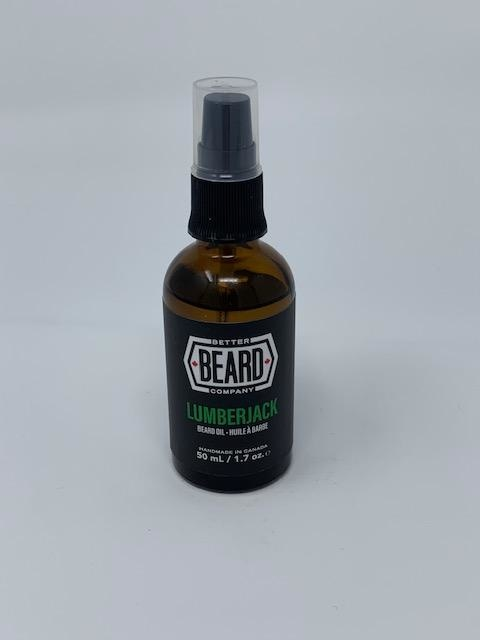 Better Beard Co. BetterBeardCo - Lumberjack Beard Oil