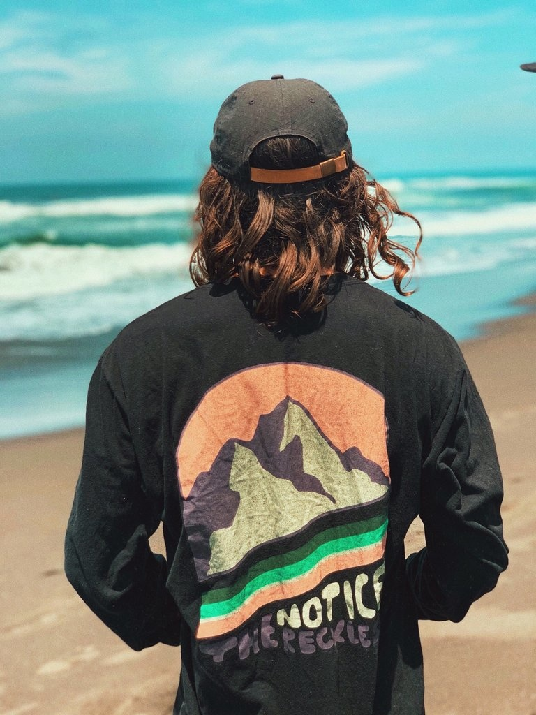 Notice The Reckless Notice The Reckless - Huaraz Longsleeve