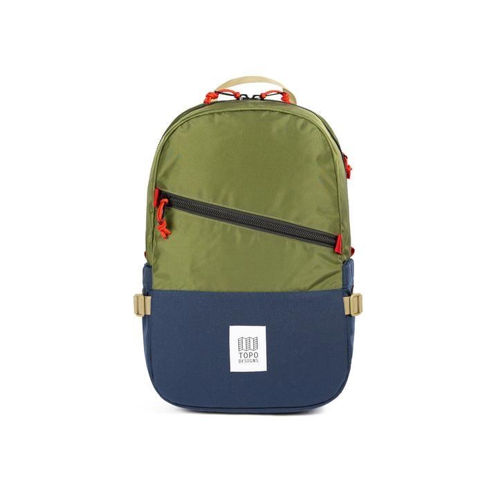 Topo Designs TOPO - Standard Pack (Olive/Navy)