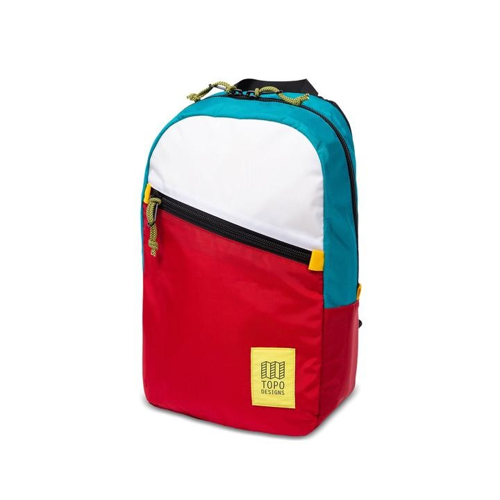 Topo Designs TOPO - Light Pack (Red/White/Turquoise)