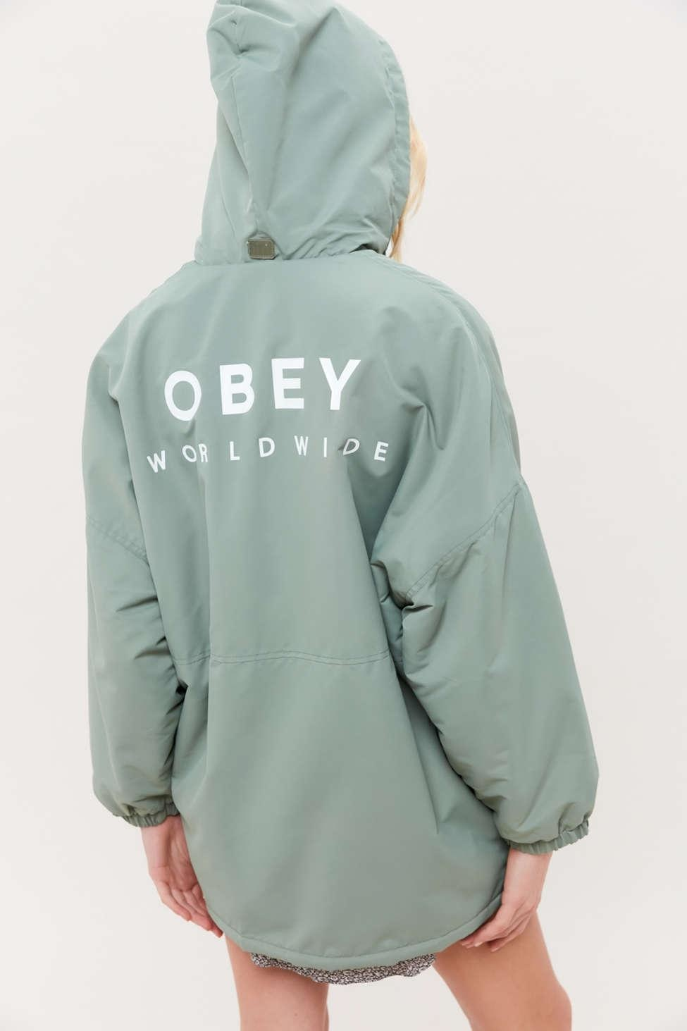 Obey Obey - Ladies Montaigne Parka