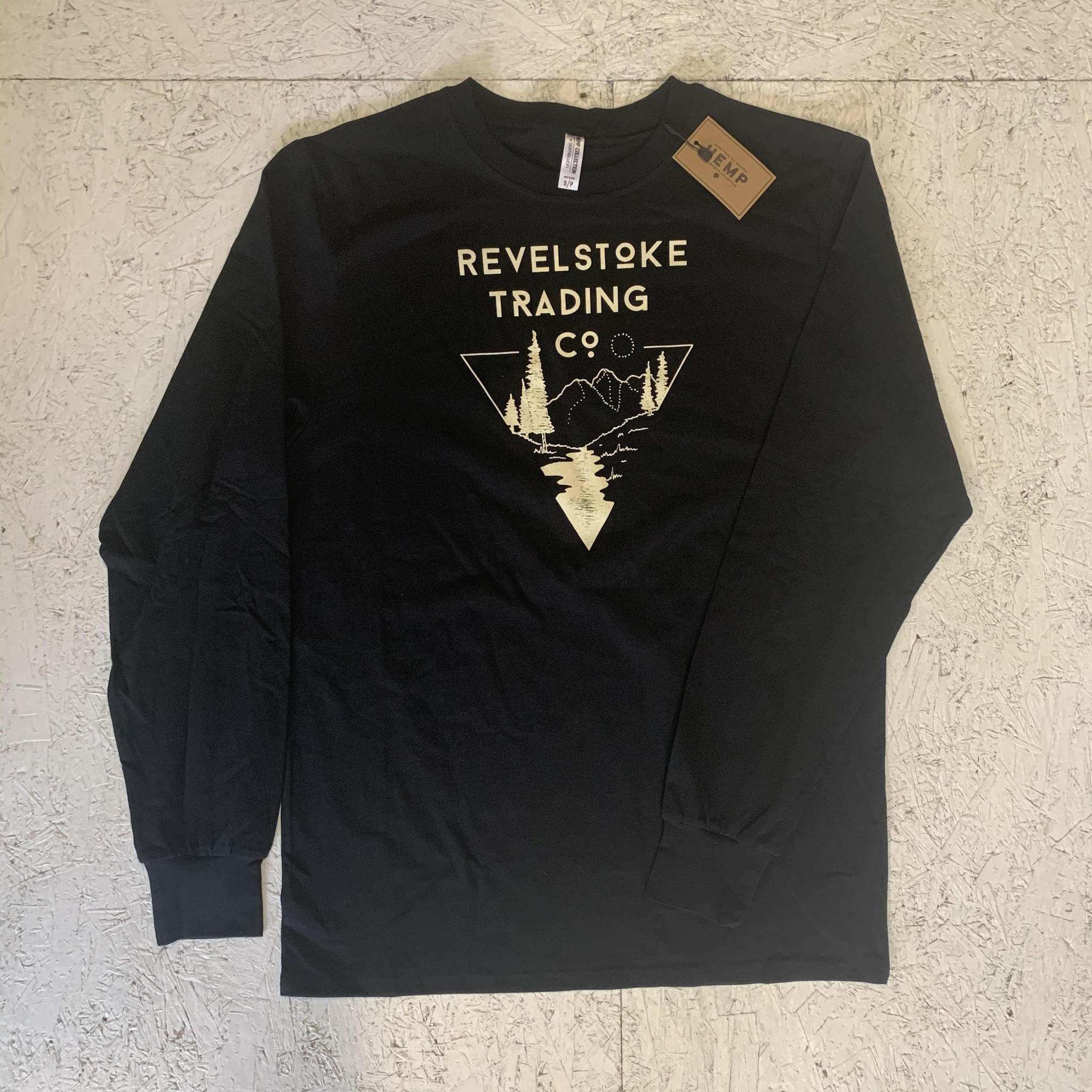 Revelstoke Trading Post Revelstoke - Trading Co. Hemp Long Sleeve