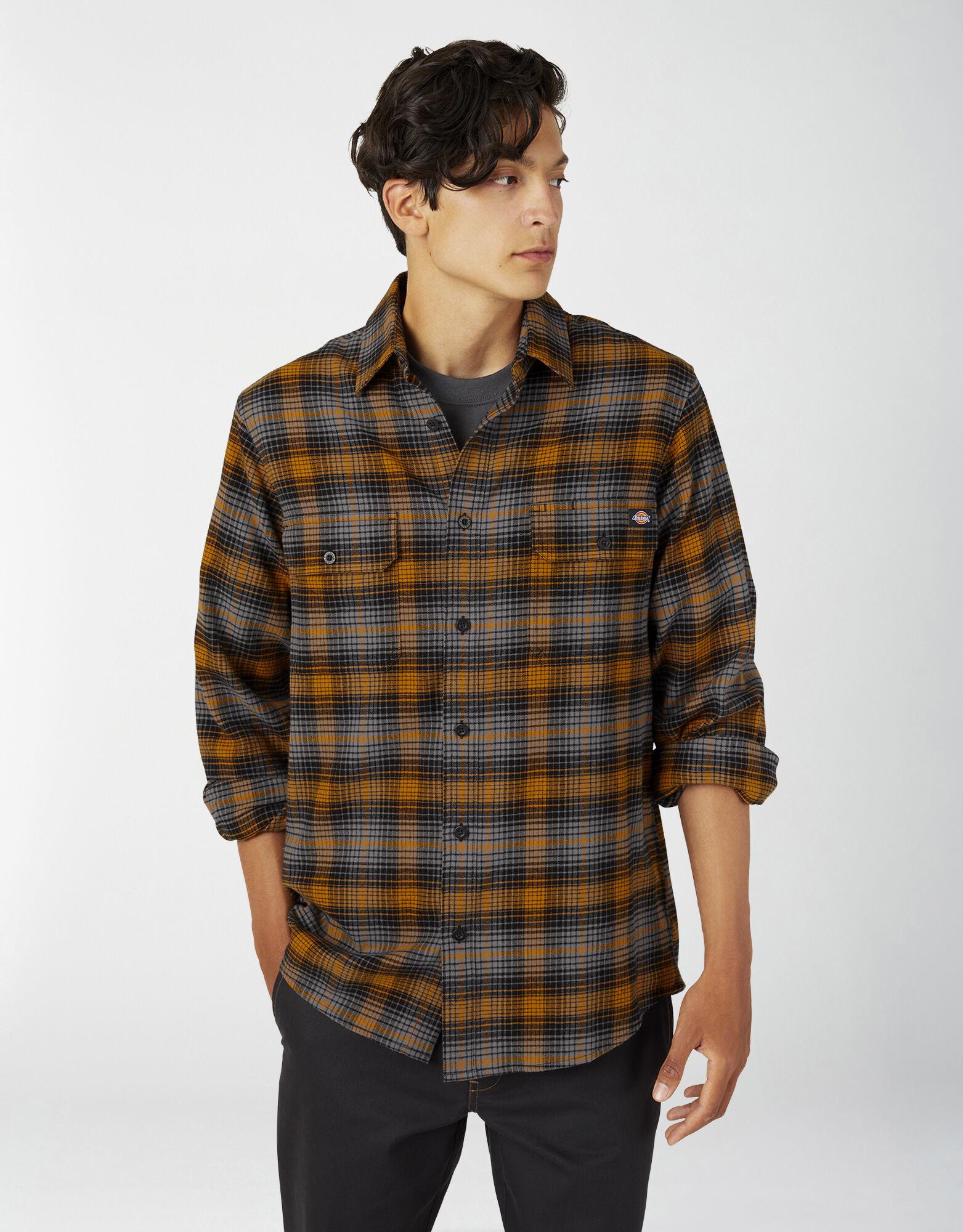 Dickies Dickies - Long Sleeve Flannel Shirt